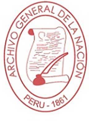 Peru National Archive logo