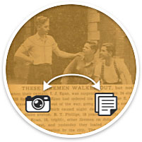 Change Photos to Documents Image