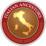 Italian Ancestors Project Seal