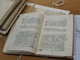 Italian Ancestors: 1809 death certificate found in a book of Italian records.