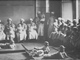 Italian Ancestors: Italian nurses care for orphaned infants.