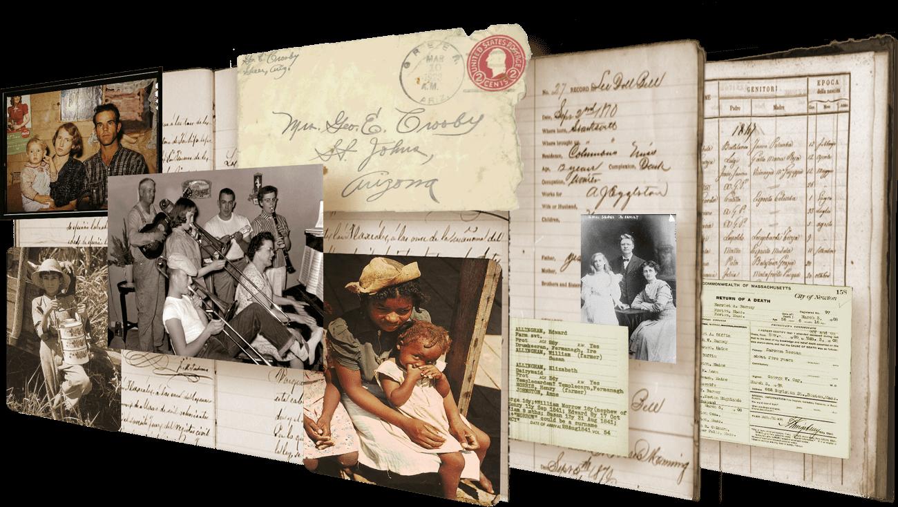 Genealogy, FamilySearch presentation