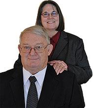 Elder and Sister Carmack - Records Preservation Missionaries
