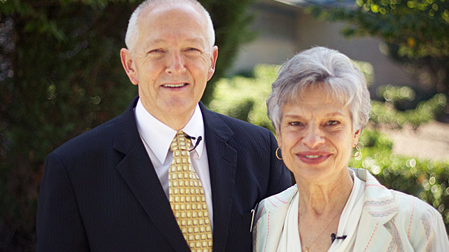 Genealogy Records Preservation Missionary Couple