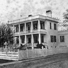 Freedmen's Bureau Project - Contraband Hospital