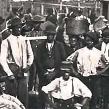 Freedmen's Bureau Project - Laborers' Quarters
